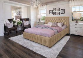 Полуторная кровать Мальта 1.4 м (Д)
