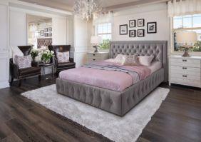 Кровать полуторка Мальта 1.6 м (Д)