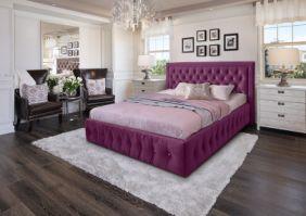 Двуспальная кровать Мальта 2.0 м (Д)