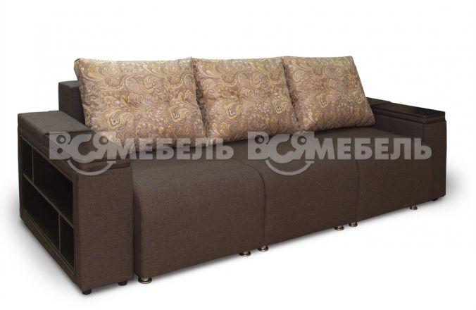 Прямой диван со столиком Даллас