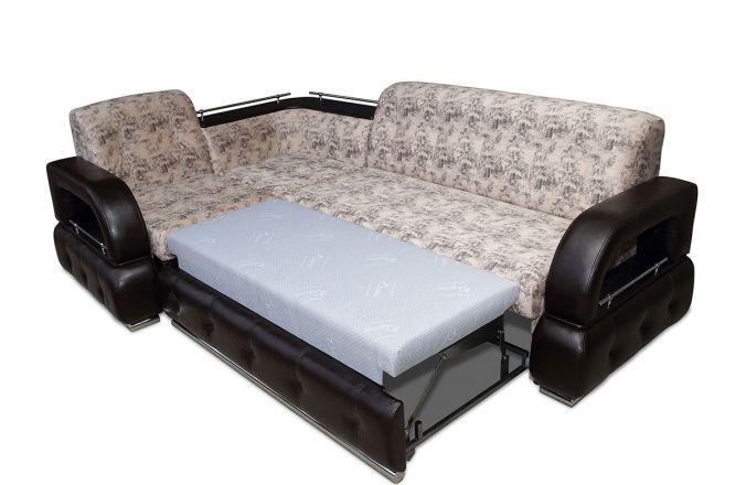 Угловой диван Венеция. Спальное место