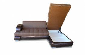 Угловой диван Лагуна 2. Ящик для белья