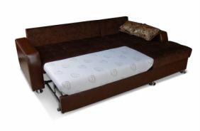 Модульный угловой диван Лагуна. Спальное место