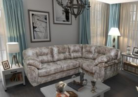 Угловой премиум диван