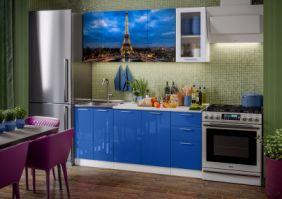 Кухня Астра с фотопечатью 1,4 м.