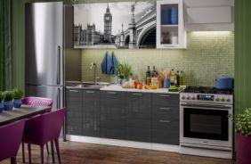 Кухня фотопечать Биг Бен ( готовое решение 1,7 м )