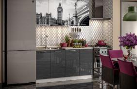 Кухня фотопечать Биг Бен ( готовое решение 1,6 м )