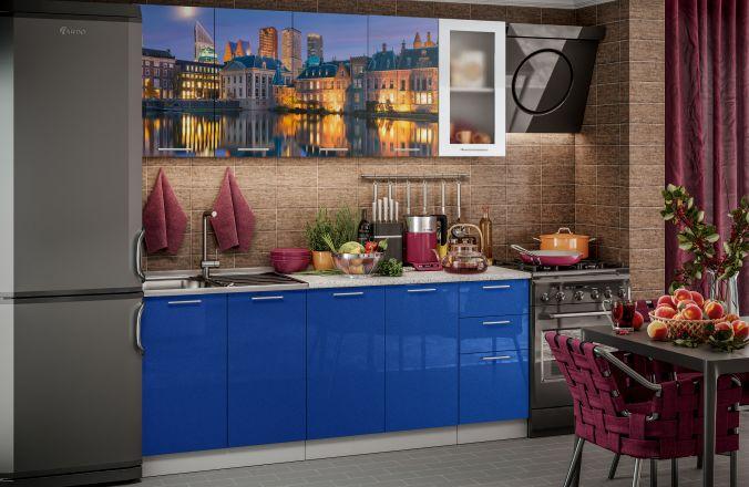 Кухня фотопечать Гаага. Готовое решение 2,0
