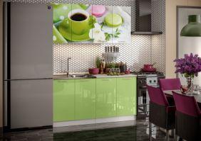 Кухня фотопечать Десерт ( готовое решение 1,6 м )