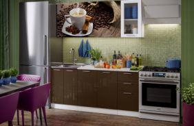 Кухня фотопечать Кофе. Готовое решение 1,8