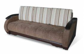 Прямой диван тик-так Гранд