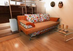 Прямой диван еврософа