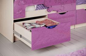 Кроватка детская 3D ЭКСКЛЮЗИВ