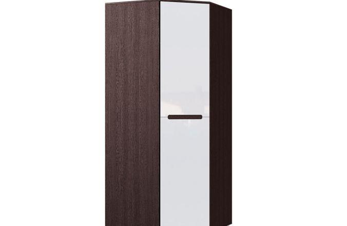Комбинированный угловой шкаф Ким
