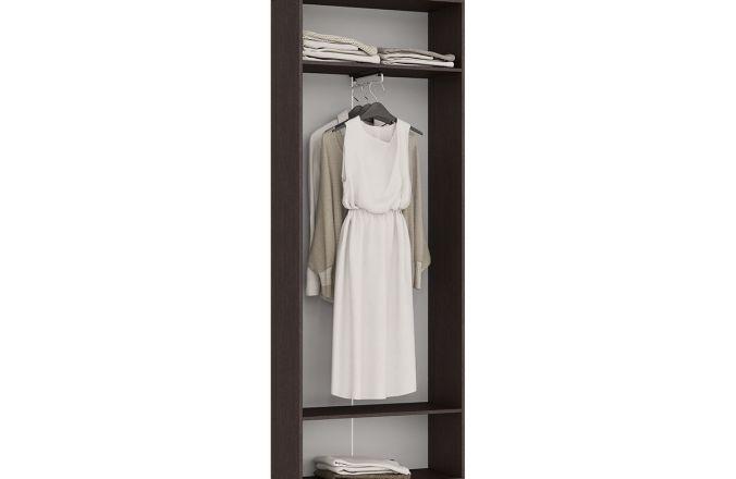 Шкаф 2-створчатый распашной Ненси