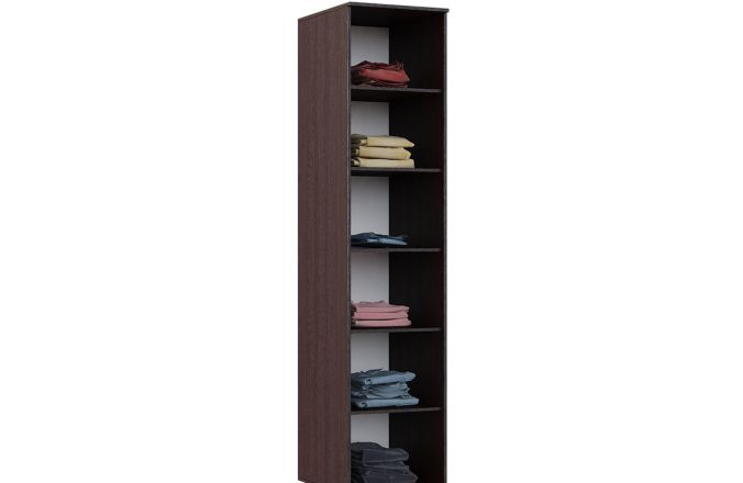 Шкаф–пенал для одежды Ненси