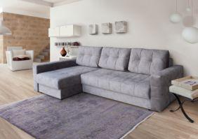 Угловой диван  тик–так