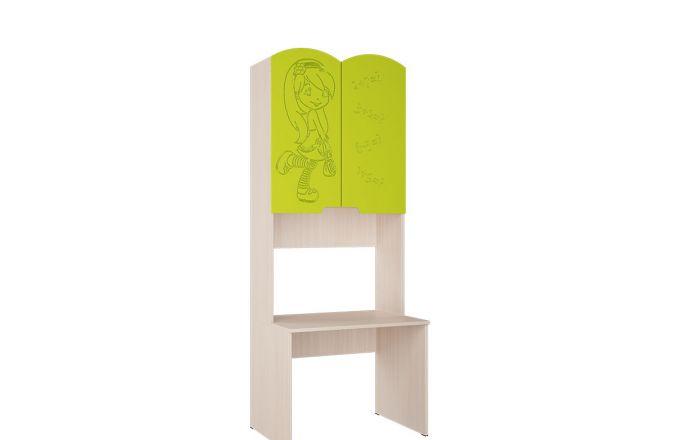 Стол с надстройкой Юниор–3