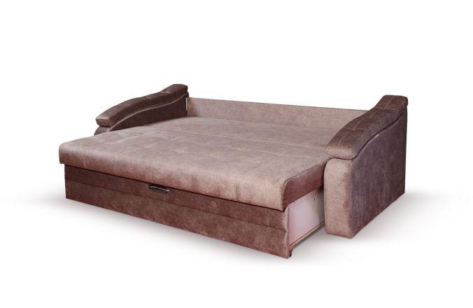 Прямой диван Манчестер. Спальное место