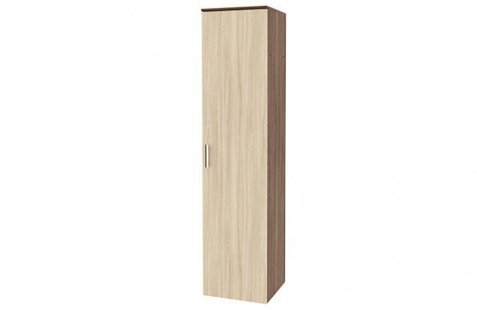 Шкаф–пенал с полками