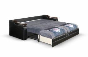 Прямой диван Евролидер - 7. Спальное место 2