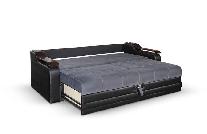 Прямой диван Евролидер - 7. Спальное место 1
