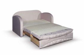 Малогабаритный диван Барби-3. Спальное место