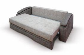 Прямой диван Мадрид. Ящик для белья