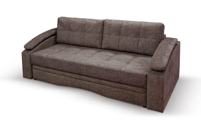 Прямой диван Мадрид. Choco