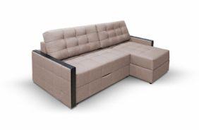 Угловой диван тик-так Луксор. Beige
