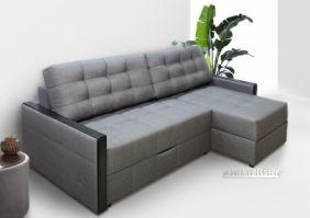 Угловой диван тик-так
