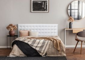 Недорогая полуторная кровать