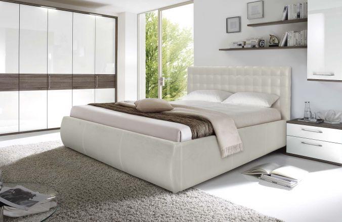 Кровать Лира. Ткань Velutto 01