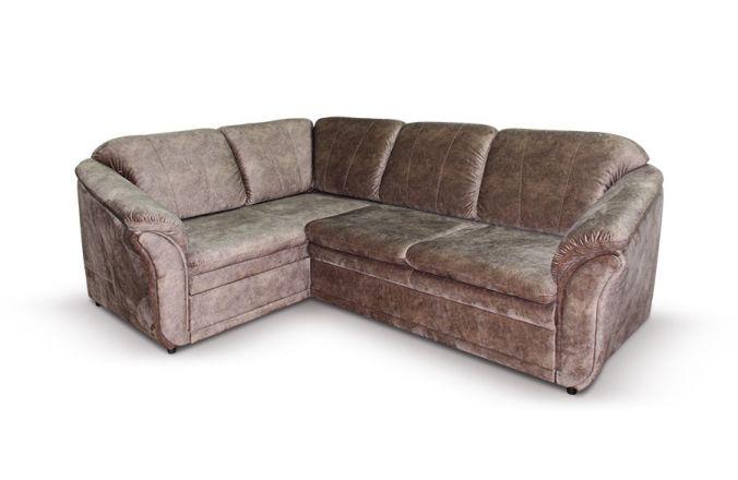 Угловой диван Неаполь. Choco