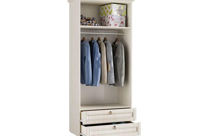 Одежный шкаф Престиж 1