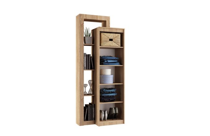 Шкаф комбинированный Терра. Внутреннее наполнение