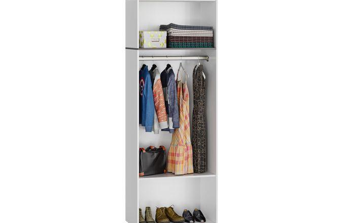 Шкаф для одежды в гостиную Мадера