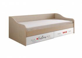 Кровать с ящиками Вега NEW Girl