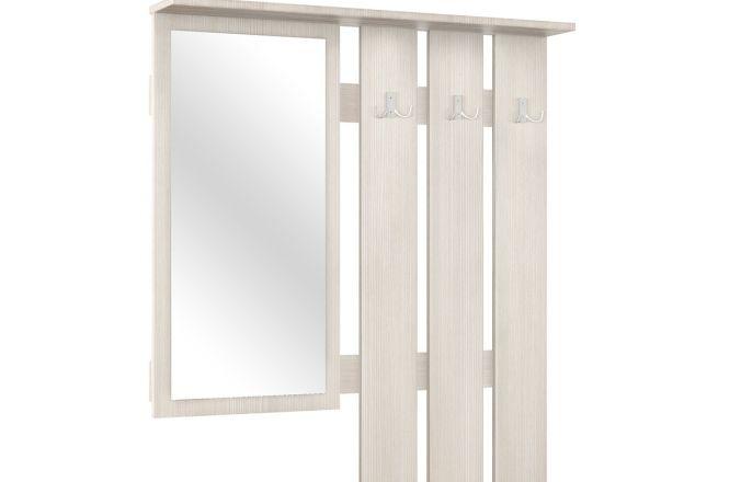 Зеркало с вешалкой  Белла