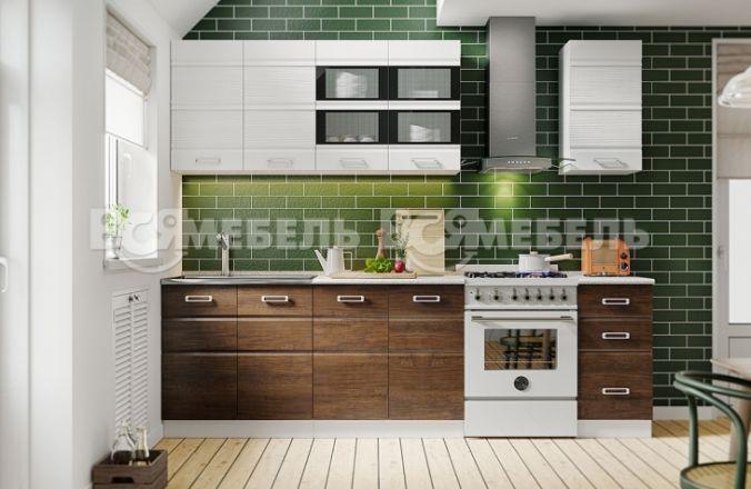 Кухня Техно-2 Готовое решение 2,0