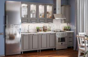 Кухня Констанция графит. Готовое решение 2,0
