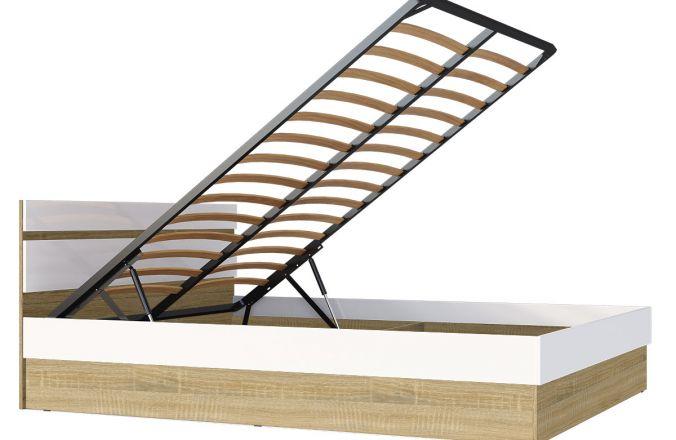 Кровать Ким с подъемным механизмом 1,6 м