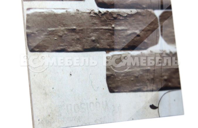 Высокоглянцевая интерьерная стеновая панель 4 мм