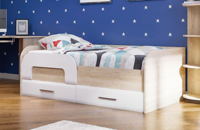 Кровать Инесса New с бортиком