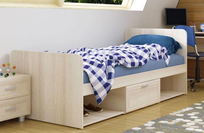 Кровать односпальная Инесса