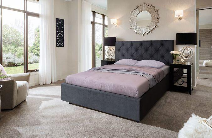 Цена на двуспальную кровать Мелиса Ромб 2,0 м. (Д)