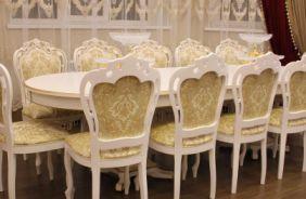Стол Юбилейный, стул Кардинал