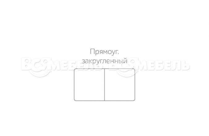 Форма столешницы