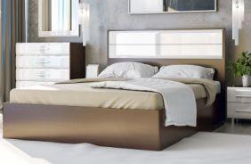 Кровать Инесса New с подъемным механизмом 1,4 м