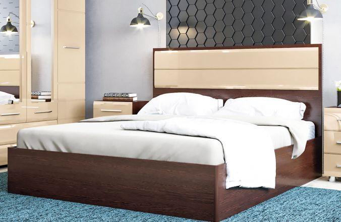 Кровать Инесса New с подъемным механизмом 1.6 м